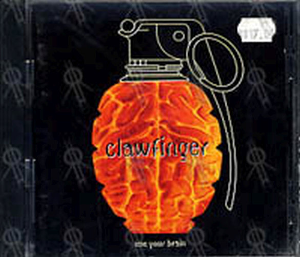 CLAWFINGER - Use Your Brain - 1
