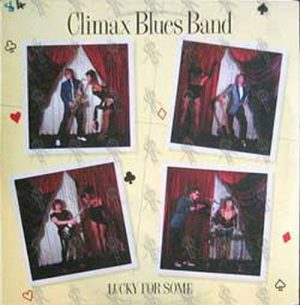 CLIMAX BLUES BAND - Lucky For Some - 1