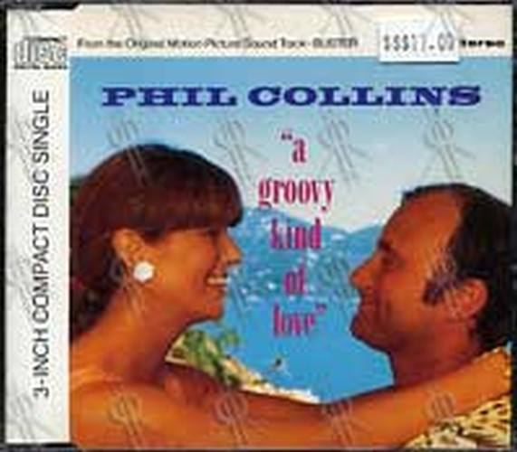 COLLINS-- PHIL - A Groovy Kind Of Love - 1