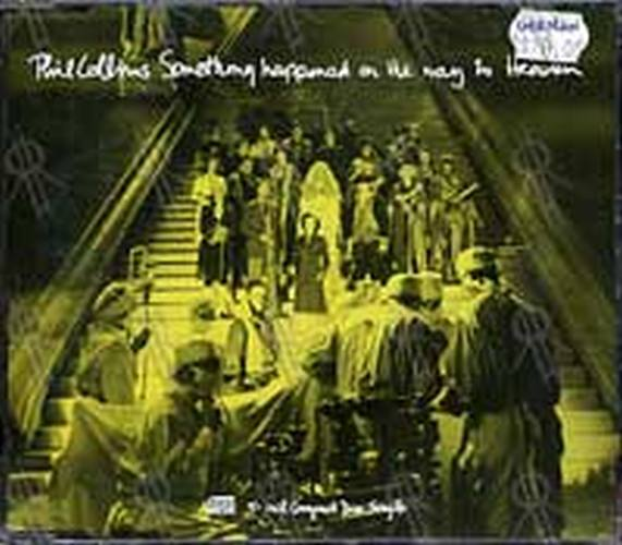 COLLINS-- PHIL - Something Happened On The Way To Heaven - 1