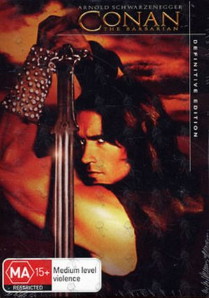 CONAN THE BARBARIAN - Conan The Barbarian - 1