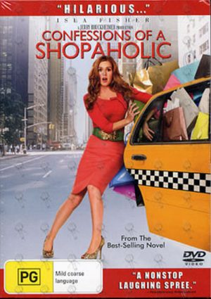 CONFESSIONS OF A SHOPAHOLIC - Confessions Of A Shopaholic - 1