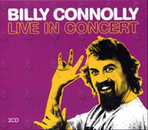 CONNOLLY-- BILLY - Live In Concert - 1