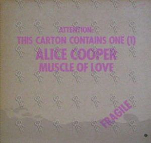 COOPER-- ALICE - Muscle Of Love - 1