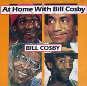 COSBY-- BILL - At Home With Bill Cosby - 1