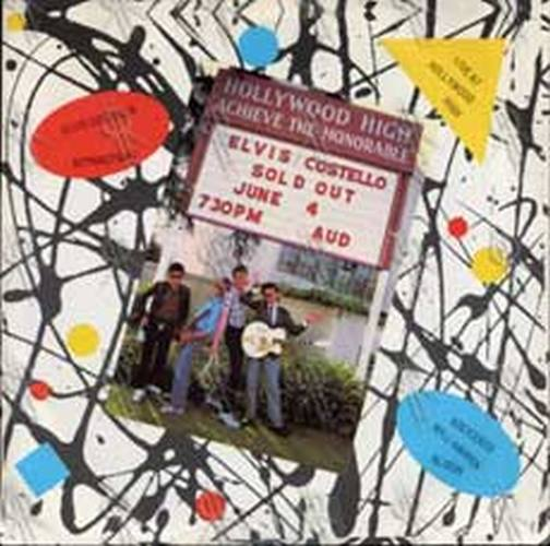 COSTELLO-- ELVIS and the ATTRACTIONS - Accidents Will Happen - 1