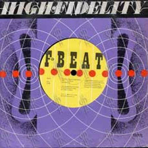 COSTELLO-- ELVIS and the ATTRACTIONS - High Fidelity - 1