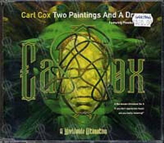 COX-- CARL - Two Paintings And A Drum - 1