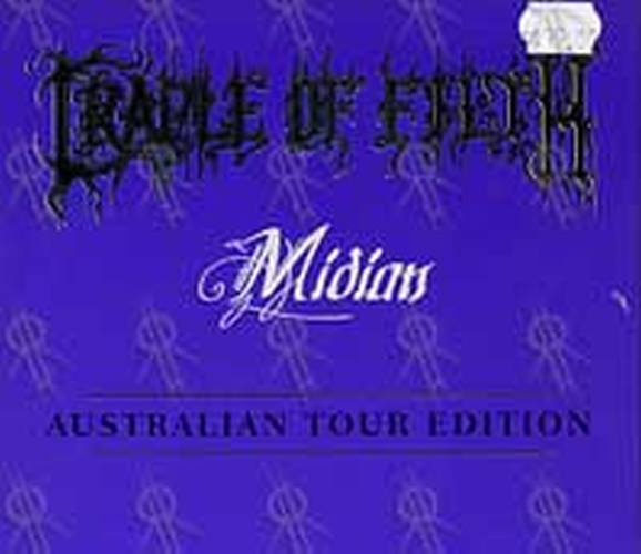 CRADLE OF FILTH - Midian - 1