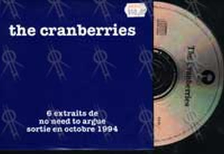 CRANBERRIES-- THE - No Need To Argue - 1