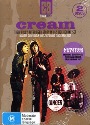 CREAM - Their Fully Authorised Story - 1