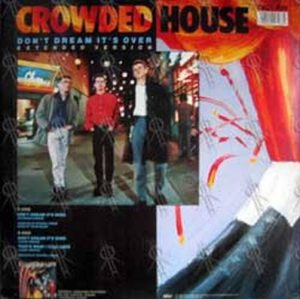 CROWDED HOUSE - Don't Dream It's Over - 1