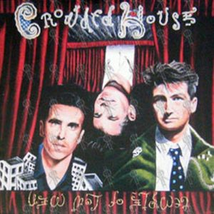CROWDED HOUSE - Temple Of Low Men - 1