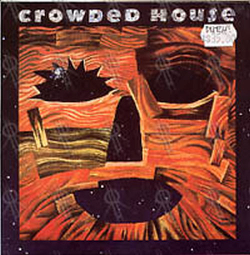 CROWDED HOUSE - Woodface - 1
