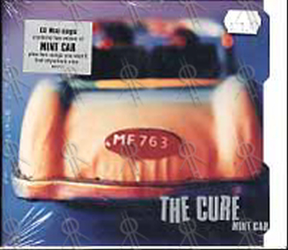 CURE-- THE - Mint Car - 1