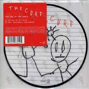CURE-- THE - The End Of The World - 1