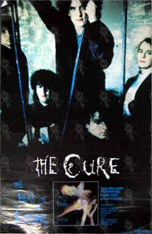 CURE-- THE - 'The Head On The Door' Poster - 1