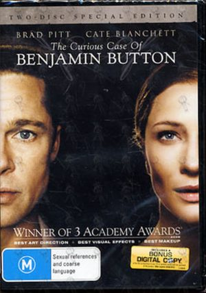 CURIOUS CASE OF BENJAMIN BUTTON-- THE - The Curious Case Of Benjamin Button - 1
