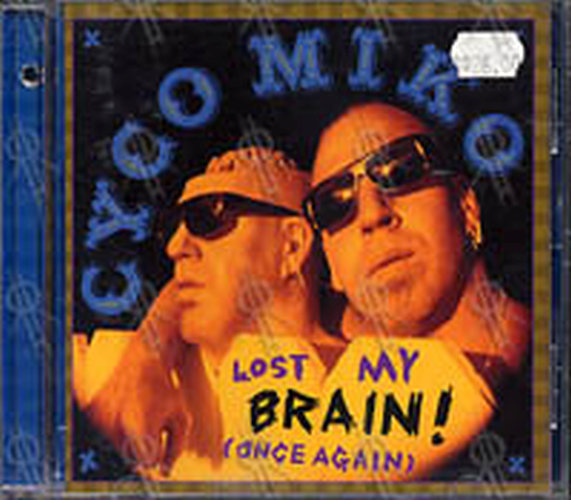 CYCO MIKO - Lost My Brain! (Once Again) - 1
