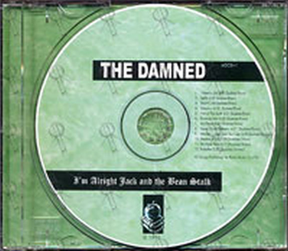 DAMNED-- THE - I'm Alright Jack And The Bean Stalk - 3