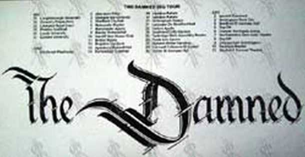 DAMNED-- THE - The Shadow Of Love - 3