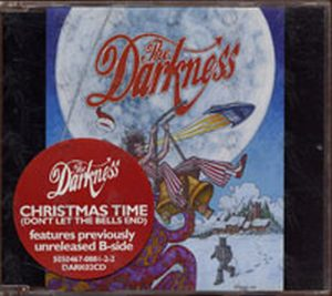 DARKNESS-- THE - Christmas Time (Don't Let The Bells End) - 1