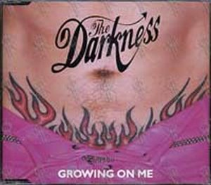 DARKNESS-- THE - Growing On Me - 1