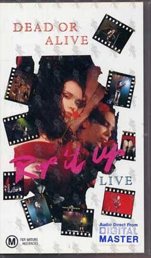 DEAD OR ALIVE - Rip It Up - Live - 1