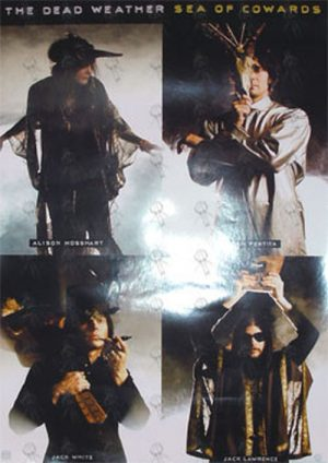 DEAD WEATHER-- THE - Sea of Cowboys Album Poster - 1