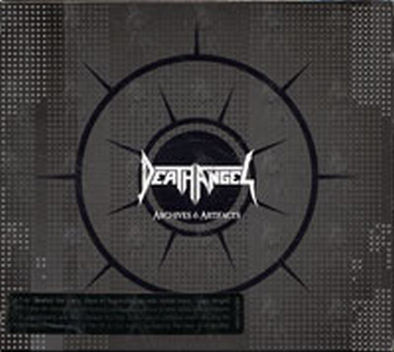 DEATH ANGEL - Archives & Artifacts - 1