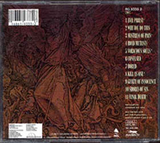 DEATH ANGEL - Fall From Grace - 2