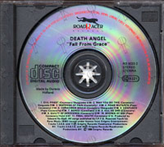 DEATH ANGEL - Fall From Grace - 3