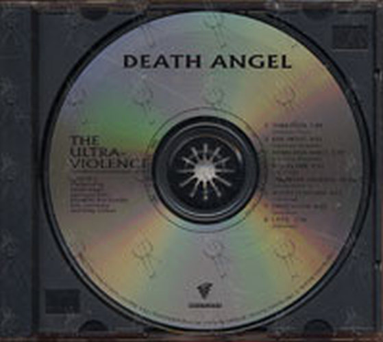 DEATH ANGEL - The Ultra-Violence - 3
