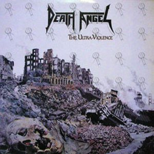 DEATH ANGEL - The Ultra-Violence - 1