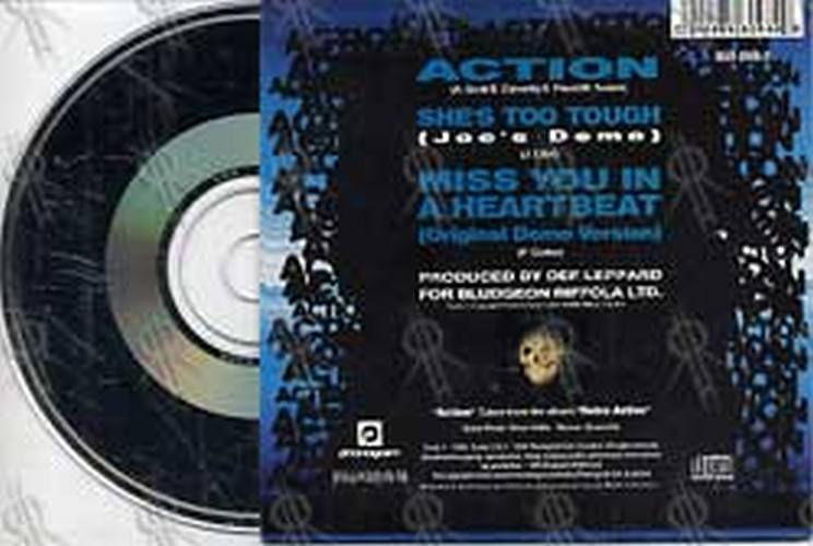 DEF LEPPARD - Action - 2