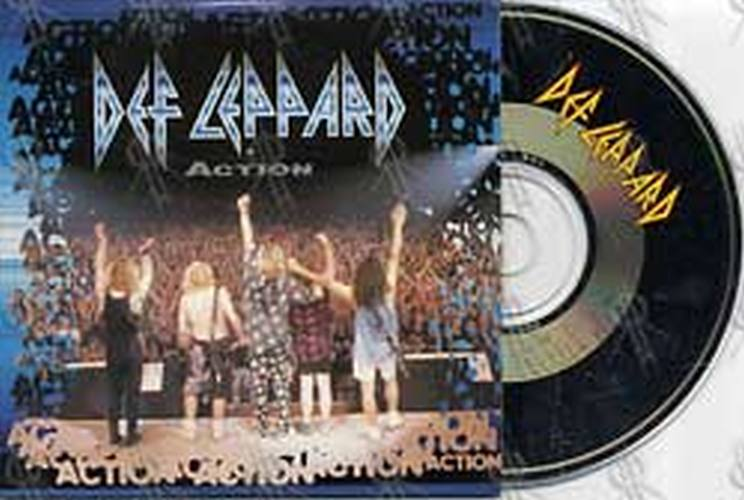 DEF LEPPARD - Action - 1