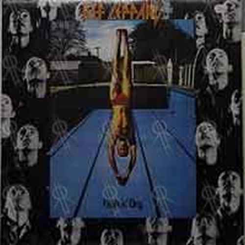 DEF LEPPARD - High And Dry - 1