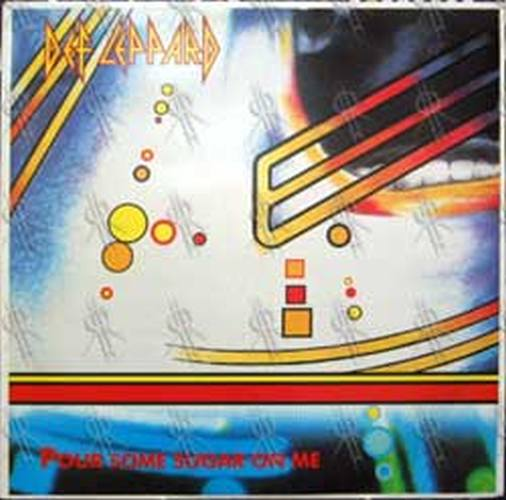 DEF LEPPARD - Pour Some Sugar On Me - 1