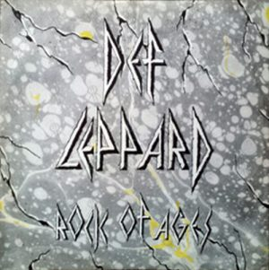 DEF LEPPARD - Rock Of Ages - 1