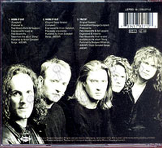 DEF LEPPARD - Work It Out - 2
