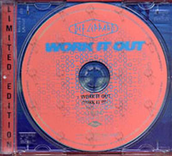 DEF LEPPARD - Work It Out - 3