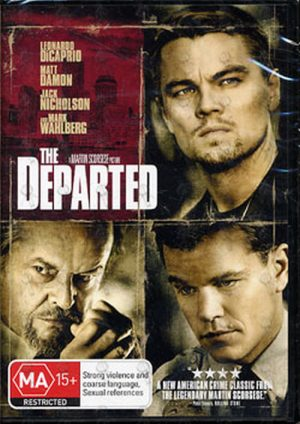 DEPARTED-- THE - The Departed - 1