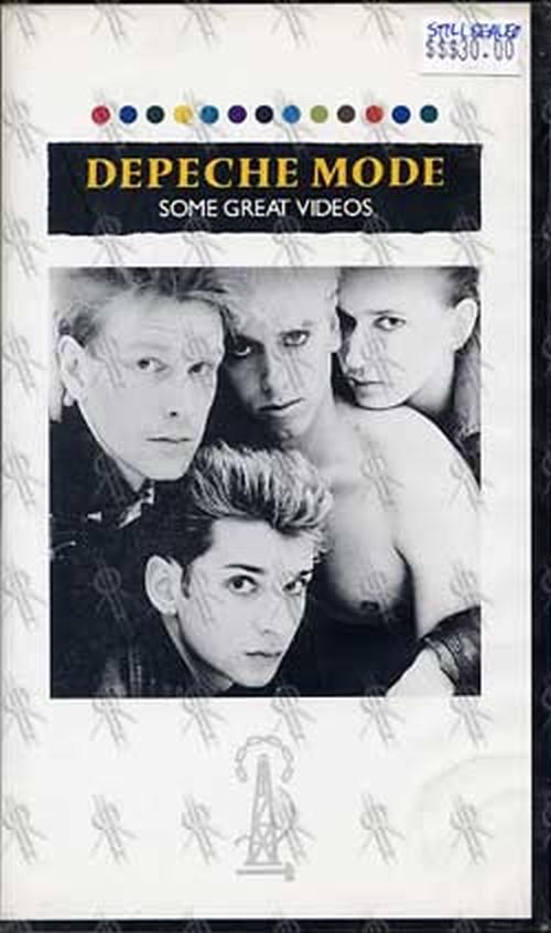 DEPECHE MODE - Some Great Videos - 1