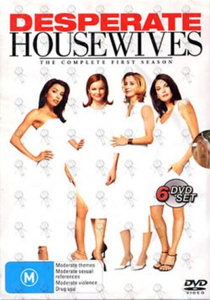 DESPERATE HOUSEWIVES - The Complete First Season - 1