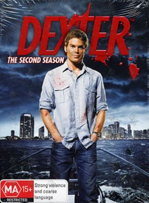 DEXTER - The Second Season - 1