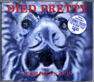 DIED PRETTY - Harness Up - 1