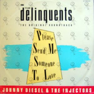 DIESEL-- JOHNNY & THE INJECTORS - Please Send Me Someone To Love - 1