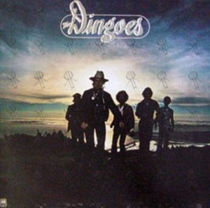 DINGOES-- THE - Five Times The Sun - 1