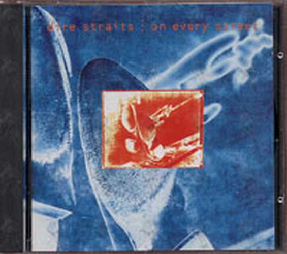DIRE STRAITS - On Every Street - 1