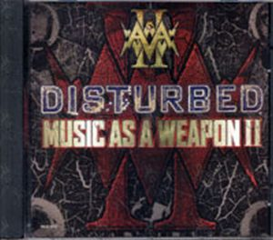 DISTURBED - Music As A Weapon - 1